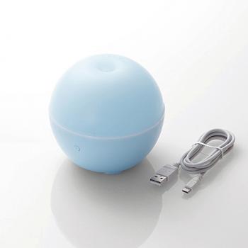 おすすめ卓上加湿器(USB)のエレコムHCE-HU01WH