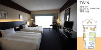 かりゆしホテル部屋きれい