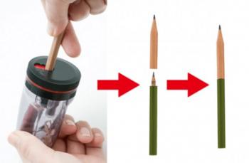 つなご鉛筆削り使い方