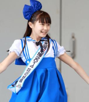 ぷりんせすりぼん時代の小野田紗栞