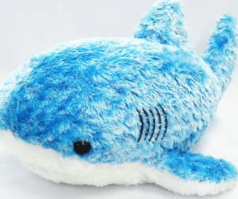 ぺたんこジンベエザメぬいぐるみ美ら海水族館