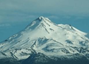 カリフォルニアシャスタ山