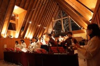 クリスマスのデートは軽井のコンサートや教会がおすすめ