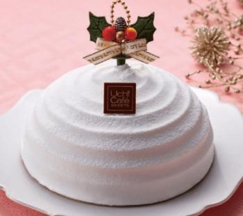 スノーボンブクリスマスケーキ