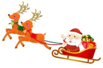 サンタクロースの靴下の由来衣装や服の色はなぜ子どもに簡単に説明