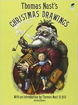 トーマス・ナストのクリスマス画集