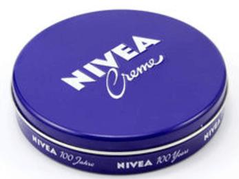 ニベア青缶整髪料子供