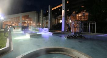 ホテルサンバレー那須人気お風呂