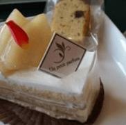 ルレクチェショートケーキ