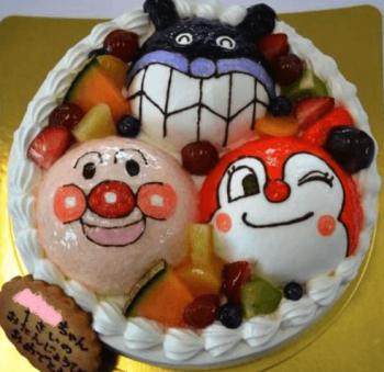 七五三のプレゼントにおすすめのケーキ