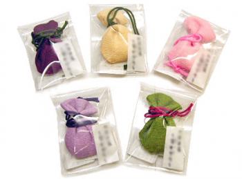 京都お土産匂い袋
