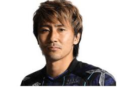 倉田秋選手(ガンバ大阪)のプロフィール画像