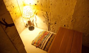 個室もありムブカフェ