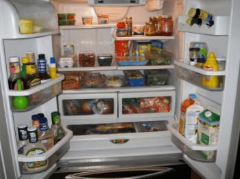 冷蔵庫保管ハッカ油