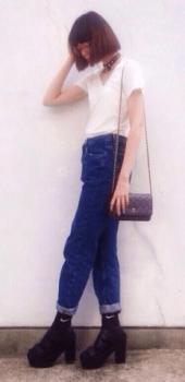夏にぴったり玉城ティナ私服ブランド