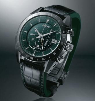 大谷翔平選手が使用していたものと同じグランドセイコーの腕時計