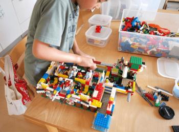 子供たちに人気のプレゼントのレゴブロック