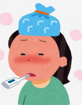 手足口病発熱