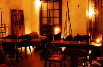 新宿フォニックフープカフェおしゃれかわいい
