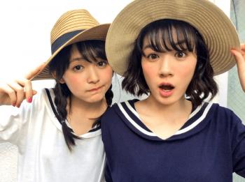 永野芽郁ボブ帽子2