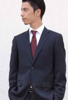 父親におすすめの赤系ネクタイ
