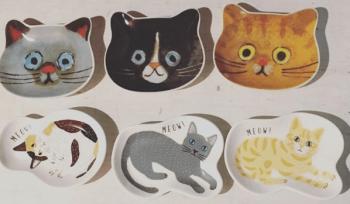 猫皿お土産