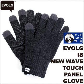男子高校生に人気のエヴォログの手袋