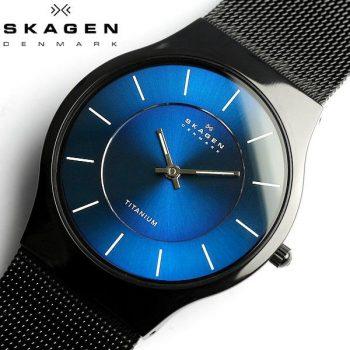 男子高校生に人気のスカーゲンの腕時計