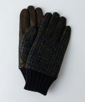 男子高校生に人気のユナイテッドアローズの手袋