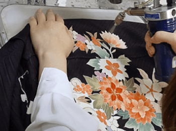 着物のクリーニング
