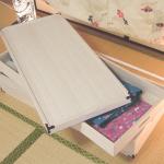 着物を収納するの桐のケース