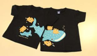 美ら海水族館限定かわいいTシャツ