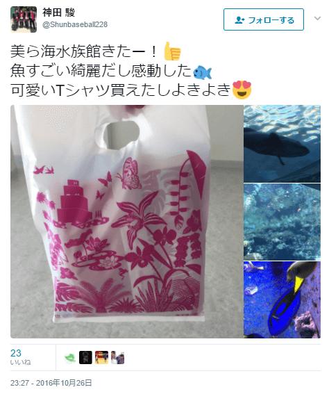 美ら海水族館tシャツかわいい