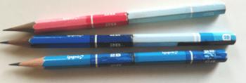 鉛筆つなご
