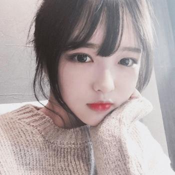 韓国芸能界モデル女性