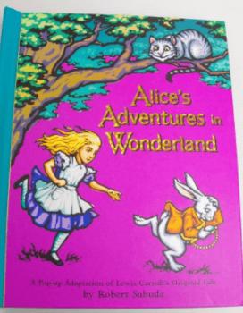 飛び出す絵本英語不思議の国のアリス