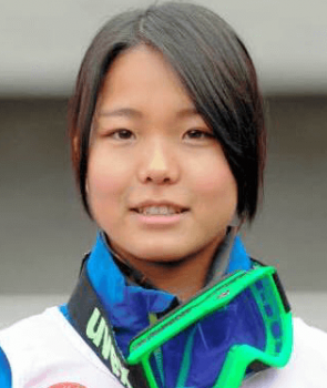 高校時代の高梨沙羅選手