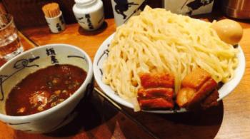 麺屋武蔵1kg大盛り