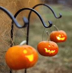 ハロウィンかぼちゃランタン作り方飾り種類くり抜き方26