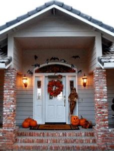 ハロウィンかぼちゃランタン作り方飾り種類くり抜き方29