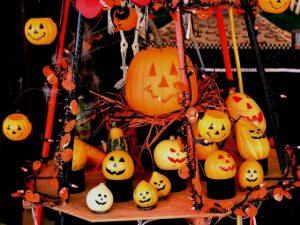 ハロウィンかぼちゃ由来起源ランタン意味