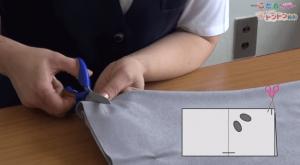 子供用ハロウィン仮装お化け11