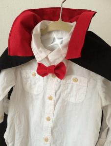 男の子ハロウィン仮装100均6