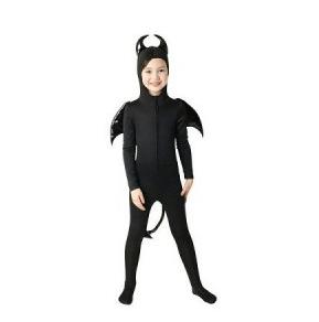 100均子供ハロウィン仮装デビル2