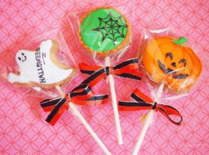 ハロウィンお菓子定番2
