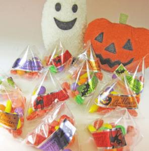 ハロウィンお菓子定番4