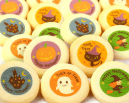 ハロウィンお菓子手作り