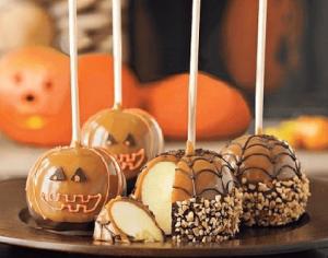 ハロウィンお菓子簡単手作りラッピング
