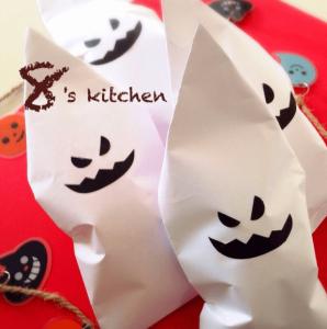 ハロウィンお菓子簡単手作りラッピング33