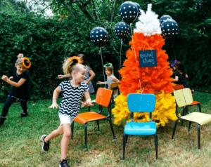 ハロウィンパーティーゲーム幼児大人数子供10